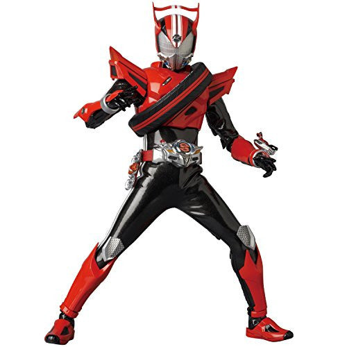 Image 8 for Kamen Rider Drive - Real Action Heroes #710 - Real Action Heroes Genesis - 1/6 - Type Speed (Medicom Toy, Plex)