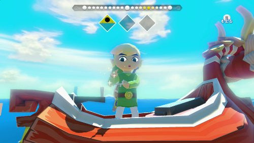 Image 3 for The Legend of Zelda: Kaze no Takuto HD Wind Waker