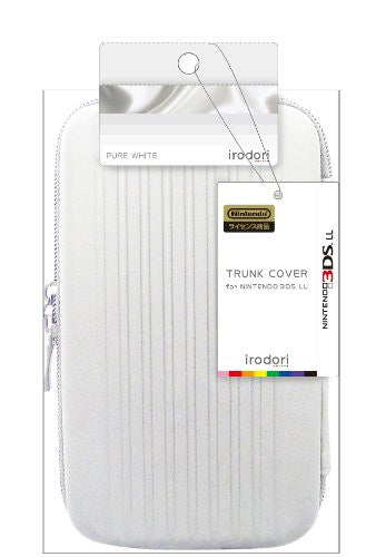 Image 2 for Trunk Cover for 3DS LL (Pure White)
