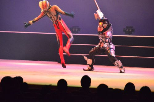 Image 9 for Ultraman The Live Ultraman To Kagaku No Fushigi Science Battle Stage