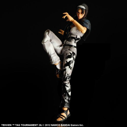 Image 2 for Tekken Tag Tournament 2 - Jun Kazama - Play Arts Kai (Square Enix)