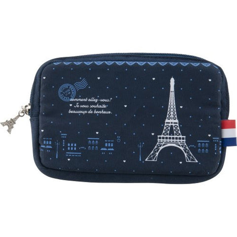 Image for Design Pouch for 3DS LL (Eiffel Tower)