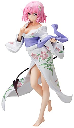 Image 6 for To LOVEru Darkness - Momo Belia Deviluke - 1/8 - Yukata ver. (FREEing)