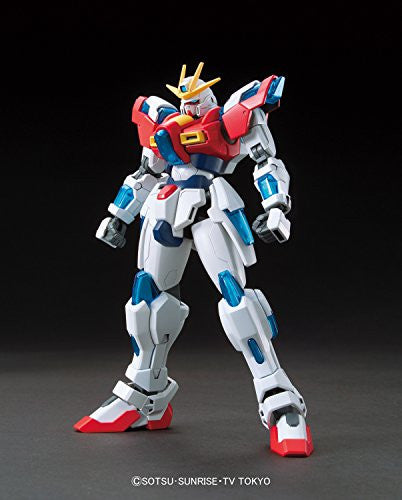 Image 1 for Gundam Build Fighters Try - TBG-011B Try Burning Gundam - HGBF #028 - 1/144 (Bandai)