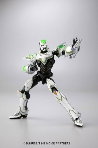 Image 1 for Tiger & Bunny - Gekijouban Tiger & Bunny -The Rising- - Wild Tiger - Figure-rise 6 - Style 2 (Bandai)
