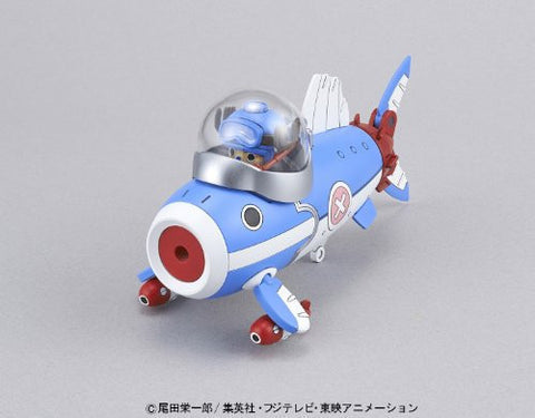 Image for One Piece - Tony Tony Chopper - Chopper Robo 03 - Chopper Submarine (Bandai)