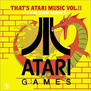 Image for That's Atari Music Vol.II -G.S.M. ATARI GAMES 2-