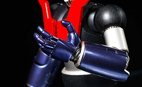 Image 6 for Mazinger Z - Super Robot Chogokin - ~Iron (Kurogane) Finish~ (Bandai)