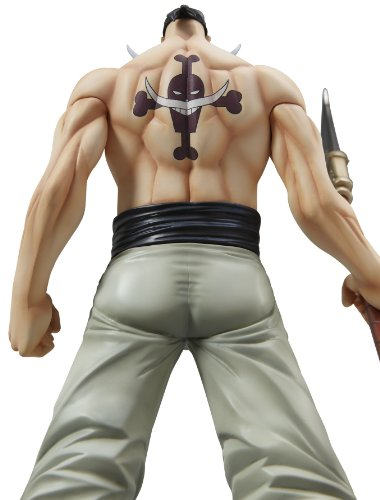 Image 3 for One Piece - Edward Newgate - Excellent Model - Portrait Of Pirates DX - 1/8 (MegaHouse)