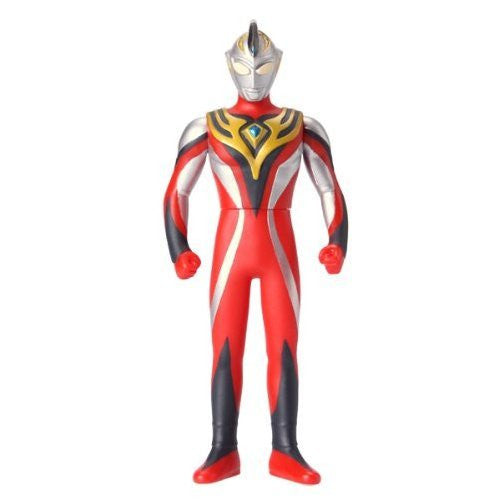 Image 1 for Ultraman Cosmos VS Ultraman Justice: The Final Battle - Ultraman Justice - Ultra Hero Series 2009 - 30 - Crusher Mode, Renewal ver. (Bandai)