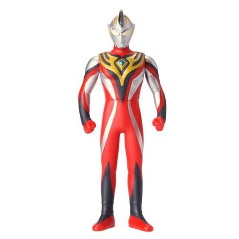 Image for Ultraman Cosmos VS Ultraman Justice: The Final Battle - Ultraman Justice - Ultra Hero Series 2009 - 30 - Crusher Mode, Renewal ver. (Bandai)