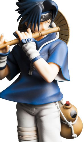 Image 7 for Naruto - Uchiha Sasuke - Door Painting Collection Figure - 1/7 (Plex)