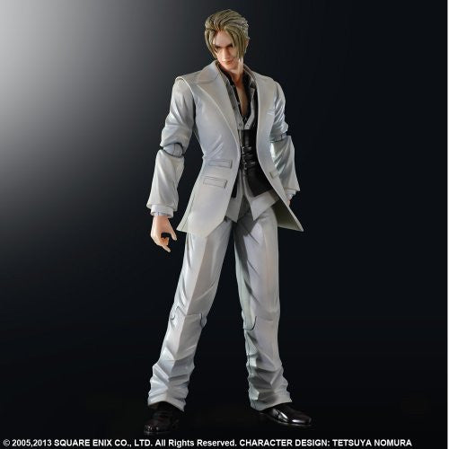 Image 3 for Final Fantasy VII: Advent Children - Rufus Shinra - Play Arts Kai (Kotobukiya, Square Enix)