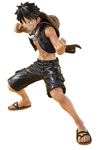 Image for One Piece Film Gold - Monkey D. Luffy - Figuarts ZERO - -One Piece Film Gold Ver.- (Bandai)