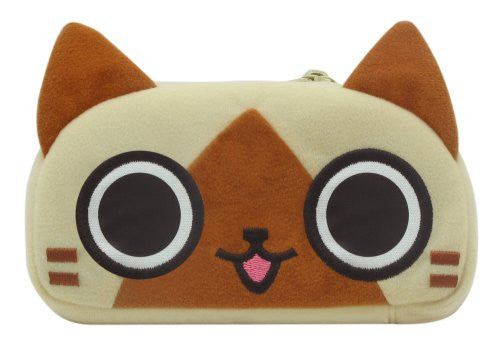 Image 1 for Monster Hunter Character Pouch (Airou)