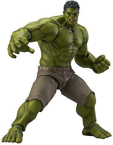 Image 1 for The Avengers - Hulk - Figma #271 (Max Factory)