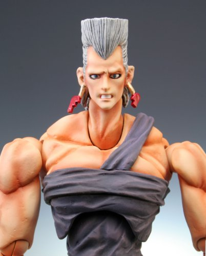 Image 6 for Jojo no Kimyou na Bouken - Stardust Crusaders - Jean Pierre Polnareff - Super Action Statue #4 (Medicos Entertainment)
