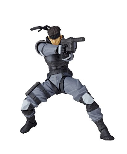 Image 1 for Metal Gear Solid - Solid Snake - Revolmini rm-001 - Revoltech (Kaiyodo)