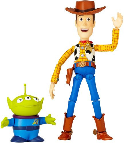 Image 1 for Toy Story - Woody - Revoltech - Revoltech Pixar Figure Collection - 005 (Kaiyodo)
