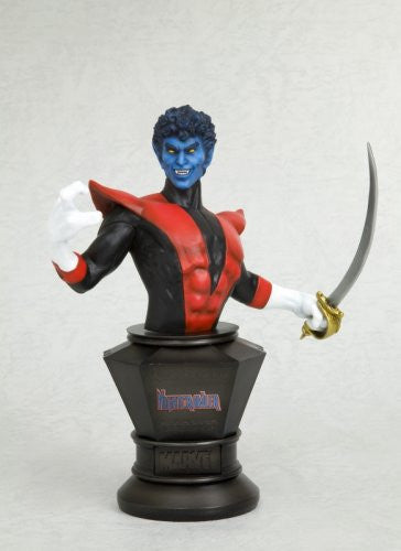 Image 2 for X-Men - Nightcrawler - Fine Art Bust - Classic Chapter Ver. (Kotobukiya)
