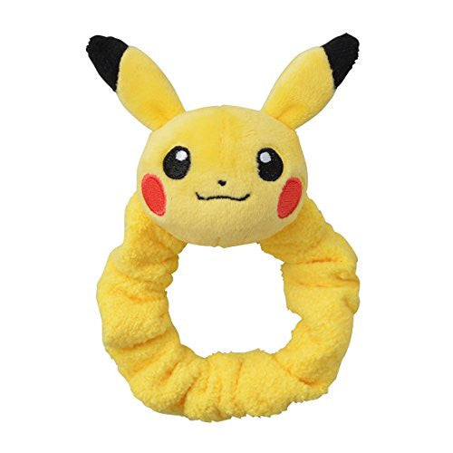 Image 1 for Pocket Monsters - Pikachu - Not one but many, Pikachu Invasion! - Scrunchie
