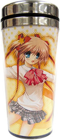 Image for Little Busters! - Kamikita Komari - Natsume Rin - Tumbler (Broccoli)