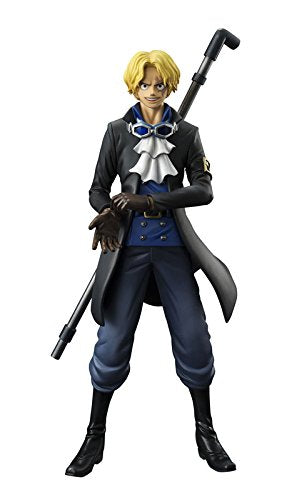 "Image 1 for One Piece - Sabo - Excellent Model - Portrait Of Pirates ""Sailing Again"" - 1/8 (MegaHouse)"