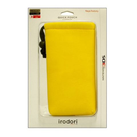 Image for Quick Pouch 3DS (yellow)