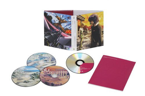 Image 3 for Mobile Suit Gundam Seed Destiny HD Remaster Blu-ray Box Vol.2 [Blu-ray+CD Limited Edition]