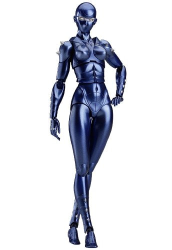 Image 1 for Space Adventure Cobra - Armaroid Lady - Figma #183 (Max Factory)