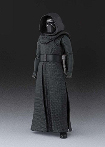 Image 6 for Star Wars - Star Wars: The Force Awakens - Kylo Ren - S.H.Figuarts (Bandai)