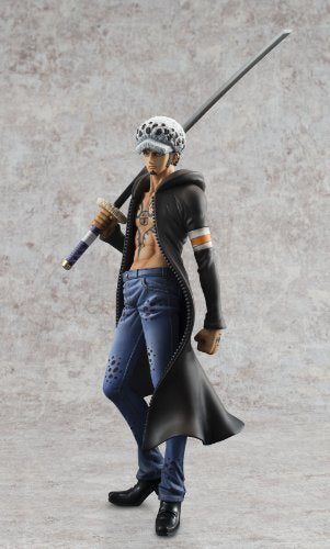 "Image 10 for One Piece - Trafalgar Law - Excellent Model - Portrait Of Pirates ""Sailing Again"" - Ver.2 (MegaHouse)"