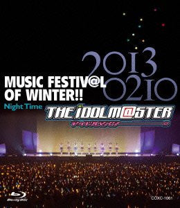Image for Idolm@ster / Idolmaster Music Festiv@l Of Winter Night Time