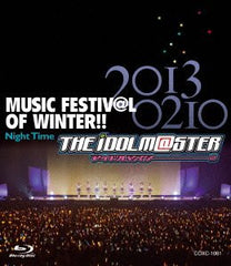 Idolm@ster / Idolmaster Music Festiv@l Of Winter Night Time