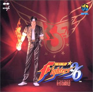 Image for The King of Fighters '96