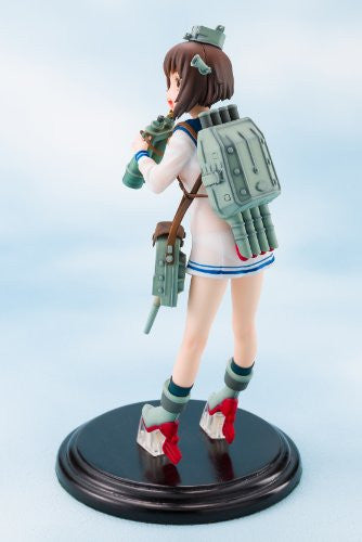 Image 4 for Kantai Collection ~Kan Colle~ - Yukikaze - 1/7 (Aoshima, Funny Knights)