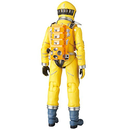 Image 4 for 2001: A Space Odyssey - Mafex No.035 - Space Suit - Yellow ver. (Medicom Toy)