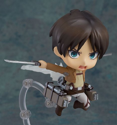 Image 5 for Shingeki no Kyojin - Eren Yeager - Nendoroid (Good Smile Company)