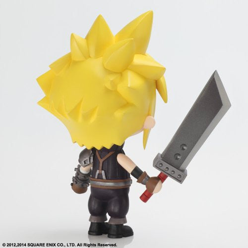 Image 3 for Theatrhythm Final Fantasy - Cloud Strife - Static Arts Mini (Square Enix)