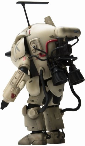 Image 5 for Maschinen Krieger - Super Armored Fighting Suit S.A.F.S. - Action Model - 03 - 1/16 - Antiflash White (Sentinel)