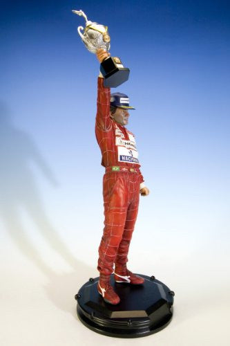 Image 3 for Formula 1 - Ayrton Senna - Fine Art Statue - 1/6 - 50th Birthday (Kotobukiya)