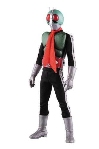 Image 4 for Kamen Rider - Shin Cyclone - Real Action Heroes - 1/6 (Medicom Toy)