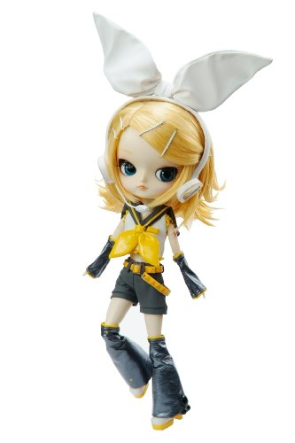 Image 1 for Vocaloid - Kagamine Rin - Pullip (Line) - Dal - 1/6 (Groove)