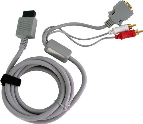 D-Terminal Cable for Wii/ Wii U