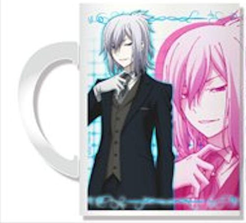 Image 1 for Devil Survivor 2 the Animation - Anguished One - Houtsuin Yamato - Kuze Hibiki - Mug (Penguin Parade)