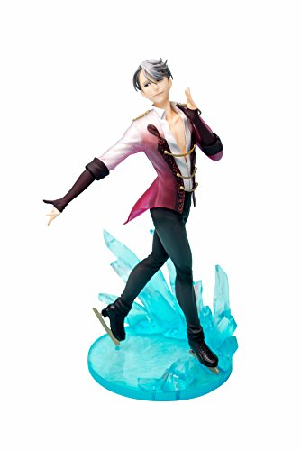 Image 1 for Yuri!!! on Ice - Victor Nikiforov - 1/8 (Toy's Works, Chara-Ani)