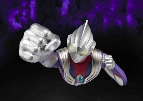 Image 7 for Ultraman Tiga - Ultra-Act - Multi Type, Renewal ver. (Bandai)