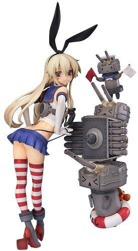 Image 1 for Kantai Collection ~Kan Colle~ - Rensouhou-chan - Shimakaze - 1/8 (Good Smile Company)