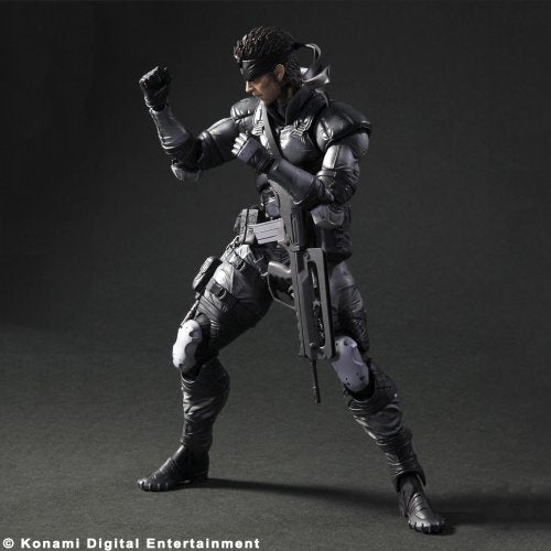 Image 6 for Metal Gear Solid - Solid Snake - Play Arts Kai (Konami Square Enix)
