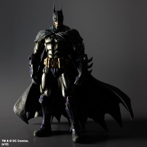 Image 8 for Batman: Arkham Asylum - Batman - Play Arts Kai - Armored Suit version (Square Enix)
